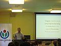 Martin Poulter at EduWiki 2012.JPG