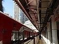 Marunouchi Line series2000 TESTRUN Myogadani 20190217.jpg