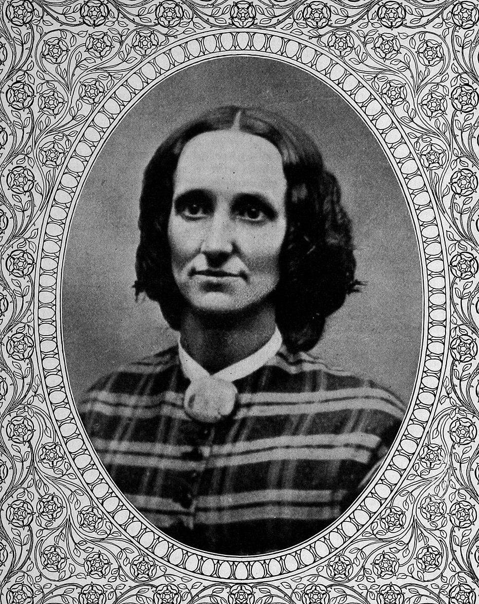 Mary Baker Eddy, c. 1864