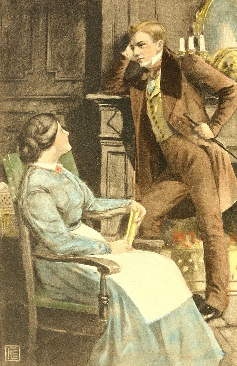 Mary Garth and Fred Vincy.jpg