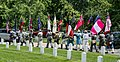 Maryland Sons of Confederate Veterans color guard 08 - Confederate Memorial Day - Arlington National Cemetery - 2014.jpg