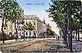 Masarykova třída in Olomouc, historical photo.jpg