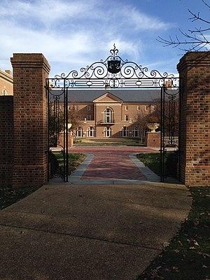 Mason School of Business - Back of school
