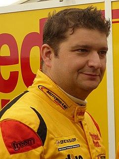 Mat Jackson British racing driver (born 1981)