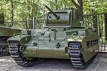 Matilda II in the Great Patriotic War Museum 5-jun-2014 Front.jpg