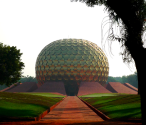 Matrimandir - Matrimandir, Auroville