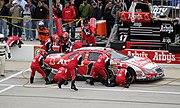 2007 Busch Series car