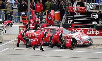 Matt Kenseth - 2007 Busch Series car