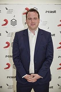 Matt Forde British comedian