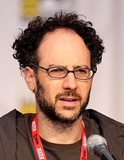 Matt Selman American writer and producer