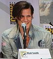 Matt Smith at Comic-Con 2011 cropped.jpg
