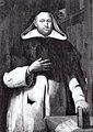 Mattheüs Dolmans, Dominicaans controverseprediker (collectie St-Servaasbasiliek, Maastricht).jpg