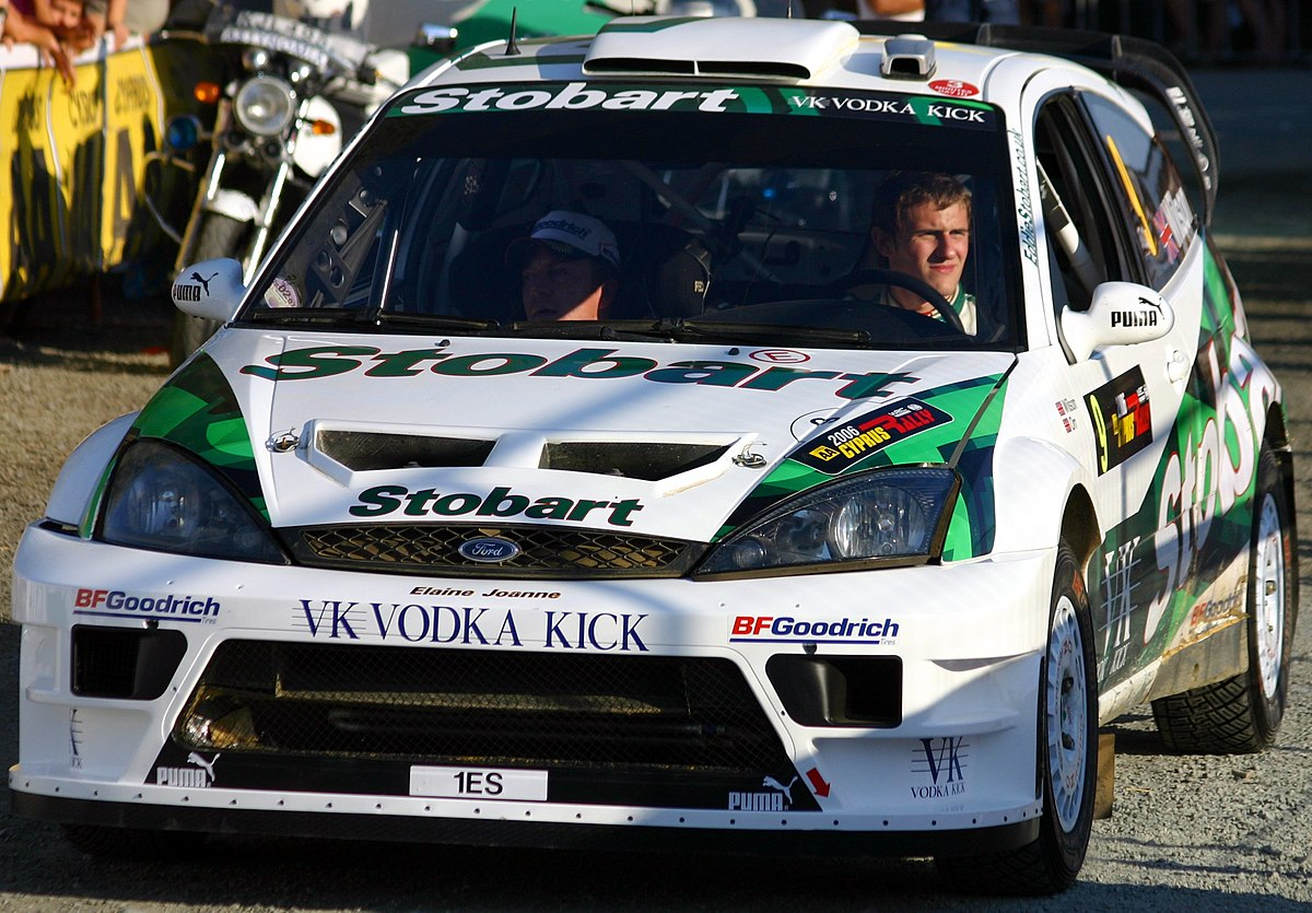 M Sport World Rally Team Wikipedia