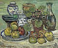 Maurice Prendergast - Still life with apples.jpg