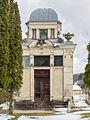 Mausoleum for family Elias Palme, new cemetery Kamenický Šenov-6821.jpg