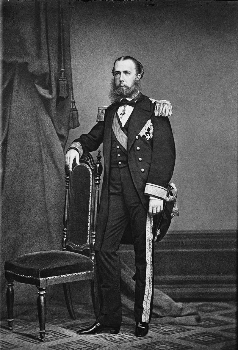 Maximilian of Mexico bw.jpg