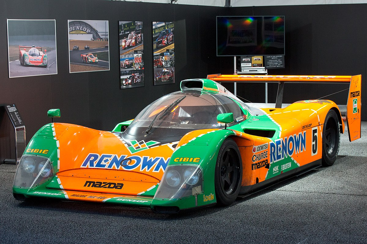 World Car Mazda >> Mazda MXR-01 - Wikipedia