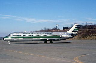 Evergreen International Airlines Flight 17 1989 aviation accident