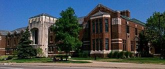 McKenny Hall - McKenny Hall