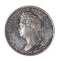 Medalj med Berzelius, 1834 - Skoklosters slott - 110768.tif
