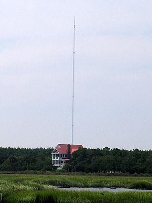 Media General-tower-Awendaw-SC