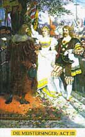 Die Meistersinger von Nürnberg - Image: Meistersinger
