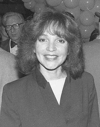 Melanie Chartoff - Chartoff in 1980