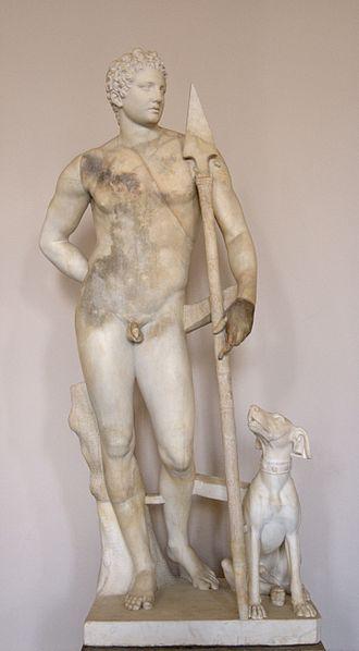 Meleager - Image: Meleagros Antikensammlung Berlin Sk 215