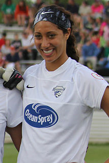 Melinda Mercado American soccer player