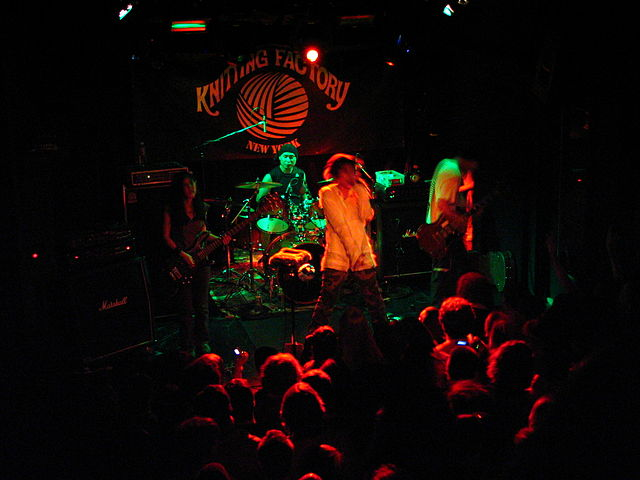 Knitting Factory