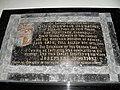 Memorial at Holy Cross, Bignor (1) - geograph.org.uk - 1767643.jpg