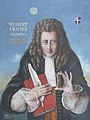 Memorial portrait of Robert Hooke for Durham University.JPG
