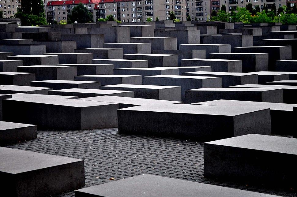 Memorial to the Murdered Jews of Europe Berlin DSC 0800
