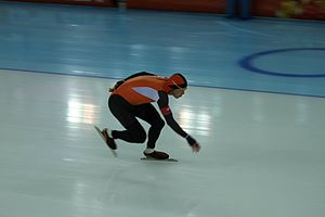 Speed skating at the 2014 Winter Olympics – Men's 1000 metres - Stefan Groothuis