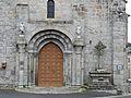 Menet église portail et croix.JPG