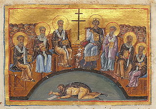 Second Council of Nicaea ecumenical council of the Eastern Orthodox Church and the Catholic Church (787 AD)