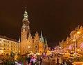 Mercado de Navidad, Plaza del Mercado, Breslavia, Polonia, 2017-12-20, DD 35-37 HDR.jpg