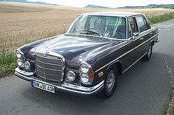 Mercedes-Benz 280 SE (1972-US-Version)