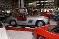 Mercedes-Benz 300SL 1955 Flügeltüren Gullwing RSide SATM 05June2013 (14414111549).jpg