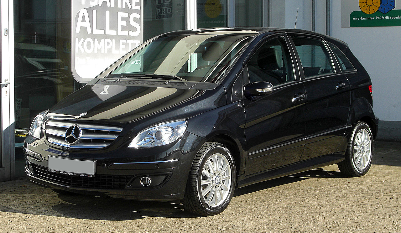 file mercedes benz b 200 special edition t 245 frontansicht 6 m rz 2011. Black Bedroom Furniture Sets. Home Design Ideas