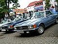 Mercedes-Benz SL (R107) and SLC (C107) together.JPG