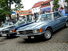 Mercedes Benz R107 Wikipedia Wolna Encyklopedia