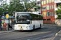 Mercedes Benz Integro BV-LX-23, Pauw Vervoer iov NS, Amersfoort Schothorst (14767208341).jpg