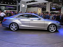 Mercedes CLS 2010 Paris 2010.jpg