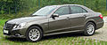 Mercedes E 350 CDI BlueEFFICIENCY Elegance (W212) front 20100822.jpg