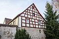 Merkendorf, Stadtmauer, Adlergasse 4-003.jpg