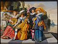 Merry Company on a Terrace, by Dirck Hals, 1625, oil on panel - Fogg Art Museum, Harvard University - DSC01313.jpg