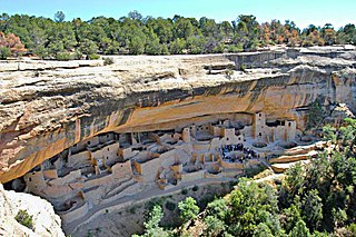 Ancestral Puebloans Ancient Native American culture in Four Corners region of the United States