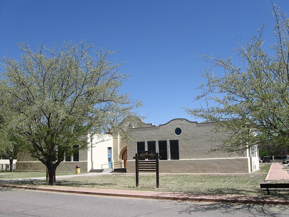 Mesilla Community Center New Mexico