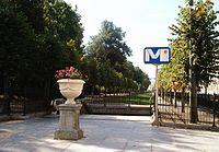 MetroBrussel Park toegang.jpg